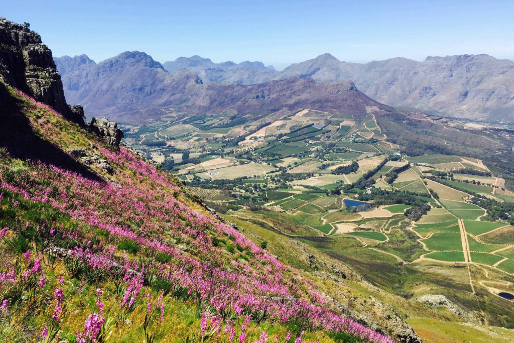 guide hiking trips stellenbosch